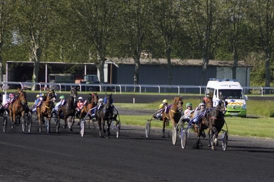 8eme course - Hippodrome Chatillon sur Chalaronne