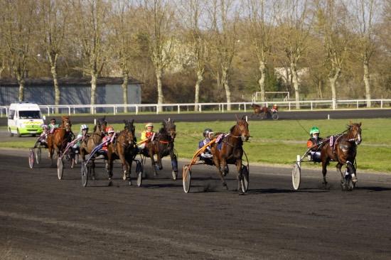 Hippodrome Chatillon sur Chalaronne - course 25/03/2019 - Photo 34