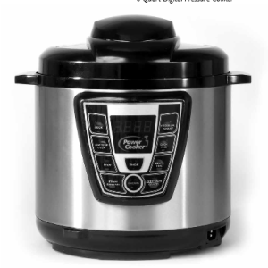 Tristar Power Cooker Electric Pressure Cooker Manual & Quick Start Guide