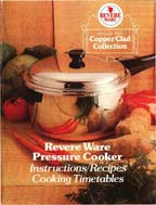 Revere Ware Pressure Cooker Instructions