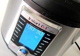 Instant Pot Ultra Pressure Cooker Review