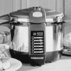 Farberware Millenium Electric Pressure Cooker Manual