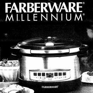 Farberware Millenium Oval Pressure Cooker Manual