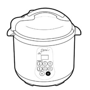 Deni Pressure Cooker Manual