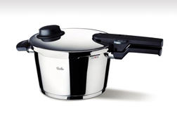 Fissler Vitavit Comfort Pressure Cooker Manual (UK)