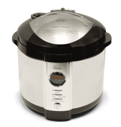 Wolfgang Puck Bistro Digital Pressure Cooker Manual ⋆ Hip Pressure Cooking
