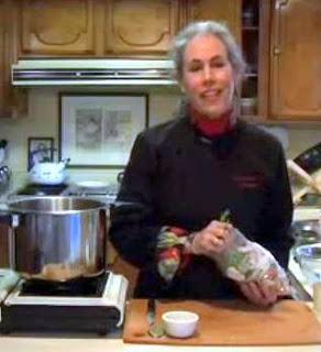 Veggie Queen's 5-minute Vegetable Stock - Reader Recipes