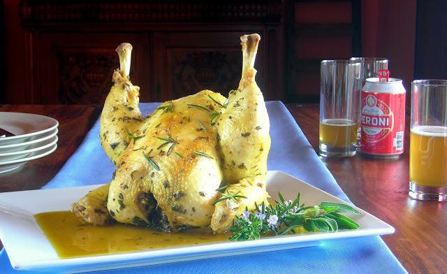 Whole Pressure Cooker Chicken Recipe