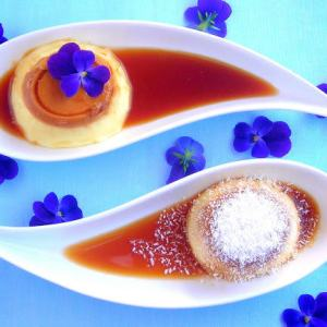 Easy and Chic: Pressure Cooker Creme Caramel!