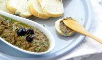 Eggplant & Black Olive Dip