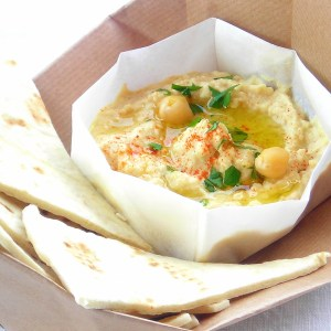 VIDEO! Simply Delicious: Hummus – Pressure Cooked Chickpea Spread