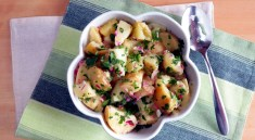 Easy Pressure Cooker Potato Salad Recipe