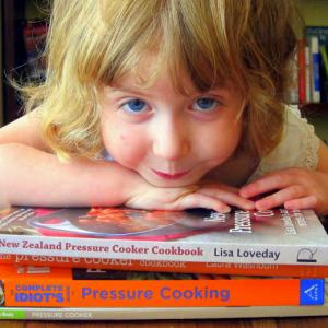 Need a coobook for your pressure cooker? Three reviews!