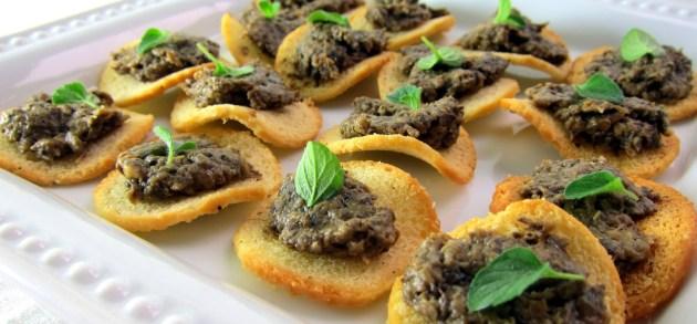 Porcini Mushroom Spread Pressure Cooker Recipe