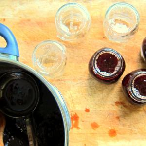 Minimalist Strawberry Jam: Two Ingredients +  Pressure Cooker