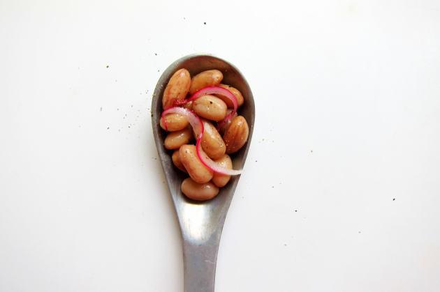 Pressure Cooker Bean Salad Recipe