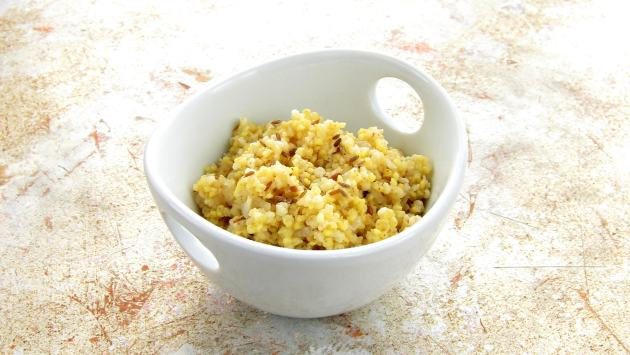 Pressure Cooked Millet Recipe
