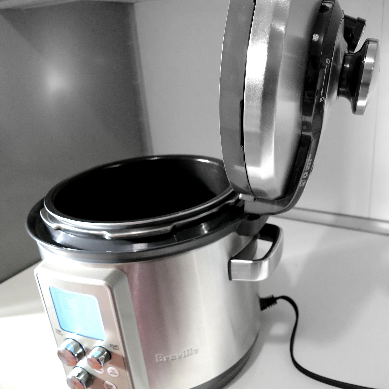 Breville Fast Slow Pro Pressure Cooker Review ⋆ Hip