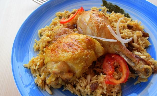Pressure Cooker Chicken and Rice Perfected