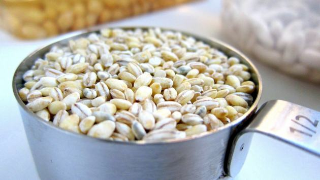 Pressure Cooker Grains