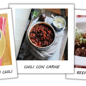 5+ ROCKIN' Pressure Cooker Chili Recipes