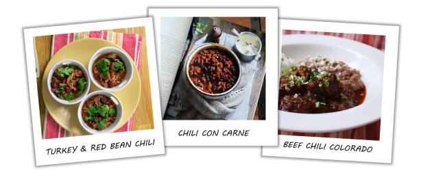 3 Pressure Cooker Chili Recipes!