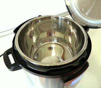 Stainless Steel Cooking Surface