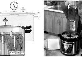 pressure canning in electric pressure cookers, stove top cookers and pressure canners