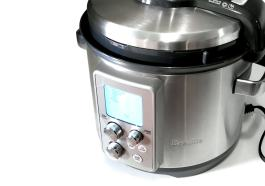 Breville Fast Slow Pro Pressure Cooker Review