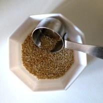 Measure Steel-cut oats and liquid.