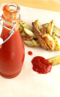 Pressure Cooker Ketchup