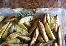 Toaster Oven Fries Recipe