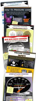 6+ Pressure Cooker Infographics!