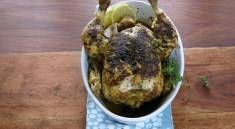 EASY Pressure Cooker Chicken - whole!