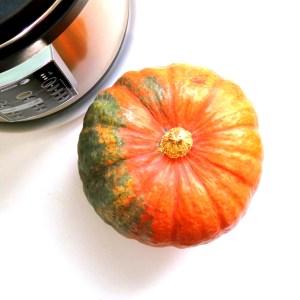 Pressure Cooker Tip: Peel unpeelable Pumpkins!