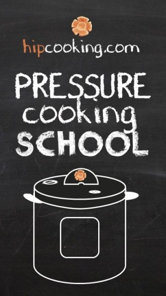 Pressure Cooking SCHOOL!