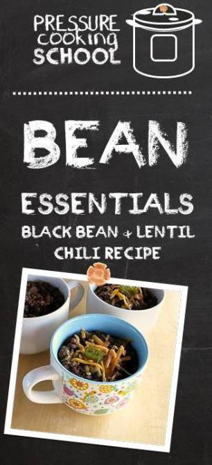 Pressure Cooker Bean Essentials