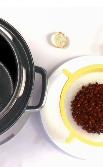 Long-soaking and Quick-soaking beans in the Pressure Cooker