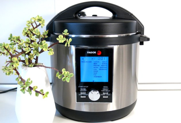 Fagor LUX™ LCD Multi Cooker and Electric Pressure Cooker