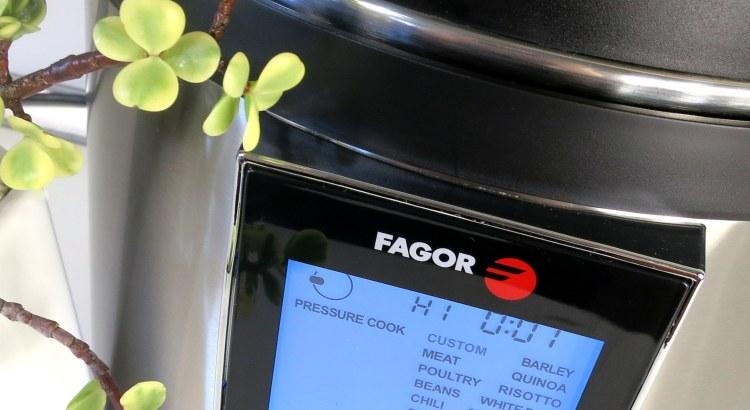 Fagor LUX 360 Electric Pressure Cooker & Multi Cooker