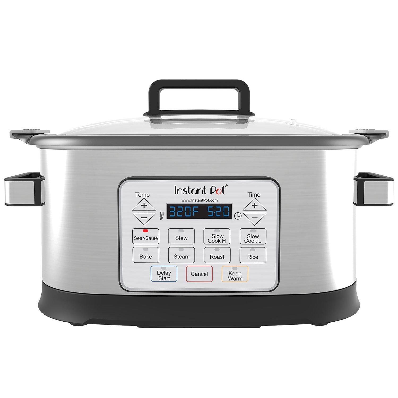 Alert: Instant Pot GEM No-pressure Multicookers Overheating, Melting ...