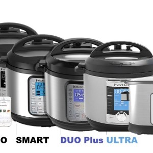 COMPARISON GUIDE: Which Instant Pot is right for you? (includes NOVA Plus and VIVA)
