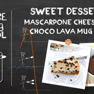 Sweet Desserts – Pressure Cooking School
