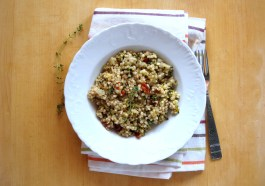 Mealthy Instant Pot Pressure cooker Sorghum Risotto