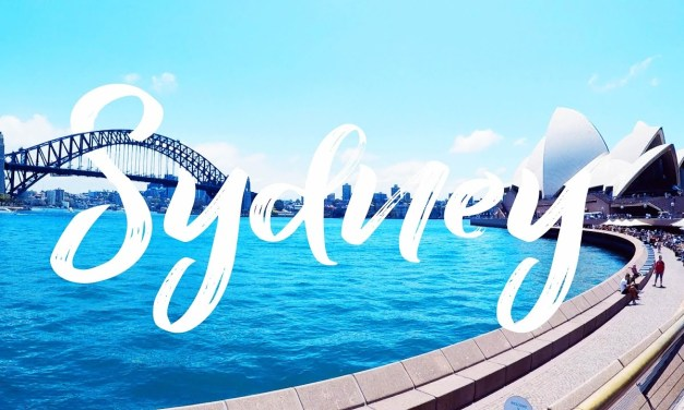 WHALE WATCHING & CITY TOUR SYDNEY VLOG