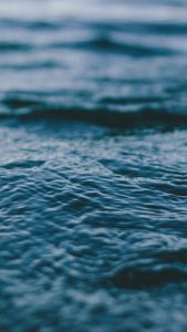 Close-up Ocean iPhone Wallpaper