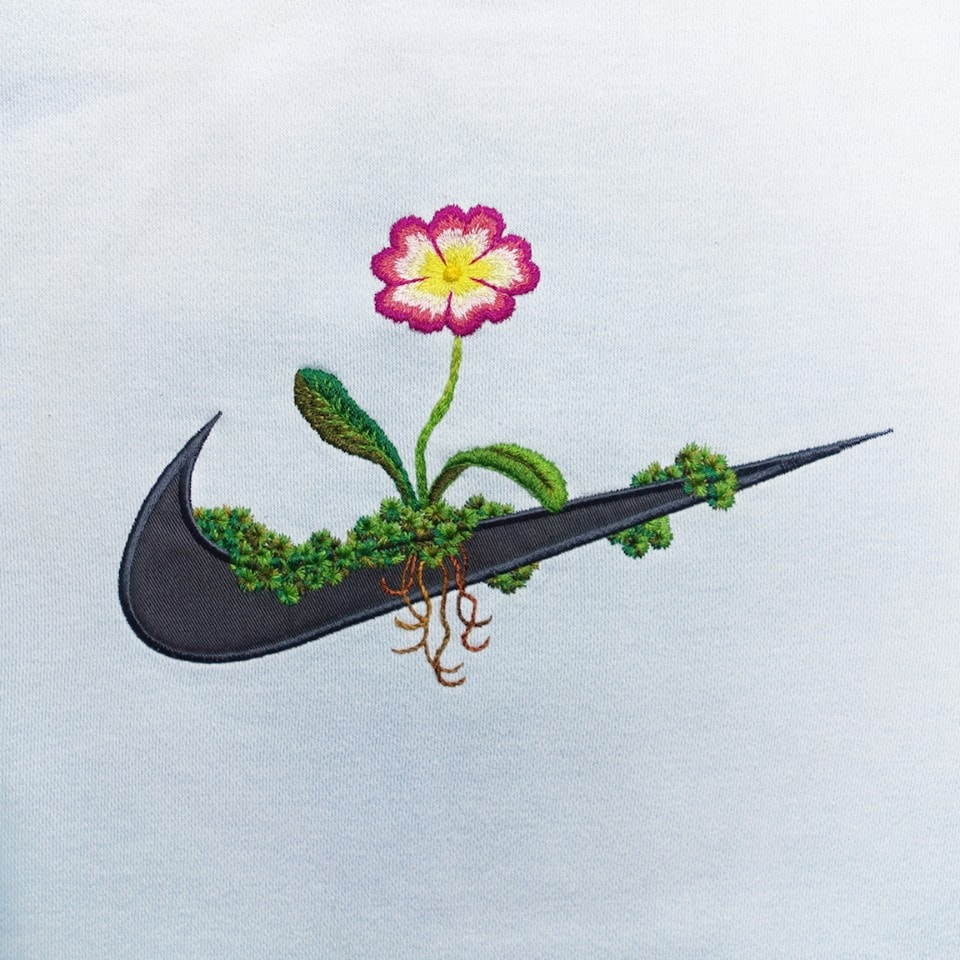 James Merry S Extraordinary Sportswear Embroidery Edits