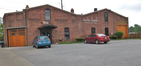 Hotel Tango Facade