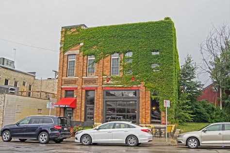 Engine Co. No. 3 Historic Restaurant Milwaukee