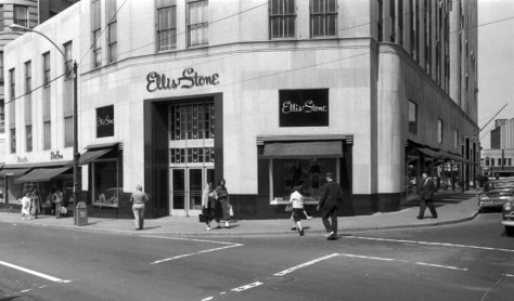 Ellis Stone Department Store | Durham | Hipstorical
